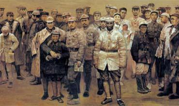 精神堡垒现代_热烈庆祝中国共产党成立95周年