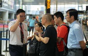 明年起旅客可向民航部門申請確認航班延誤取消原因