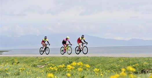 中国新疆第十一届环赛里木湖公路赛落幕