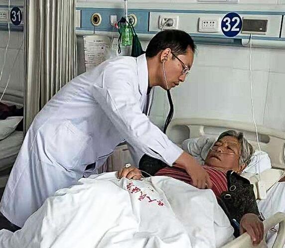 從福建到新疆跨越對角線的醫療支援