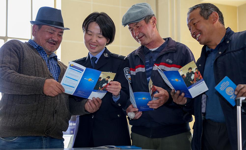 新疆:走進中吉伊爾克什坦口岸