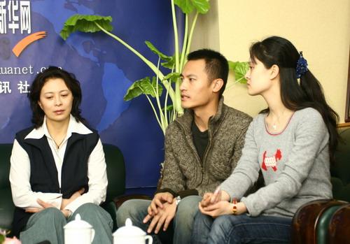 刘佳:咱们是8月16号来到新疆,接近是12月20号拍完的.图片
