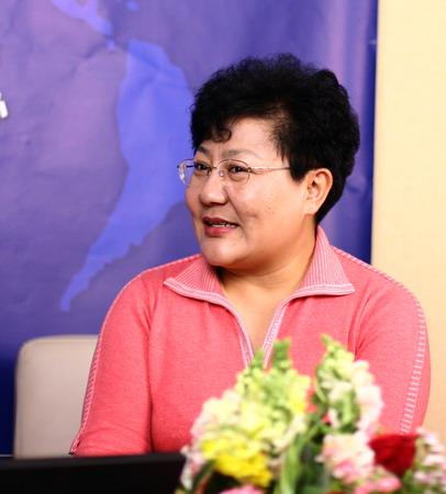 """""""三八""""系列访谈:新疆警官高等专科学校副校长李娟"""